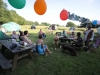 Summer family celebration at Denmark Farm Eco Campsite