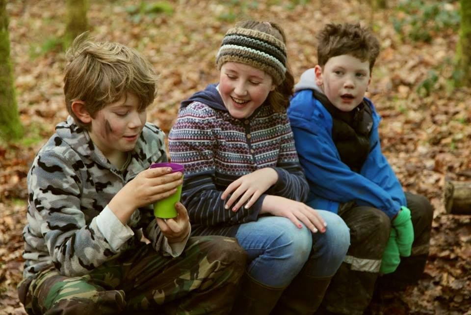 Children can relax & unwind in a safe environment