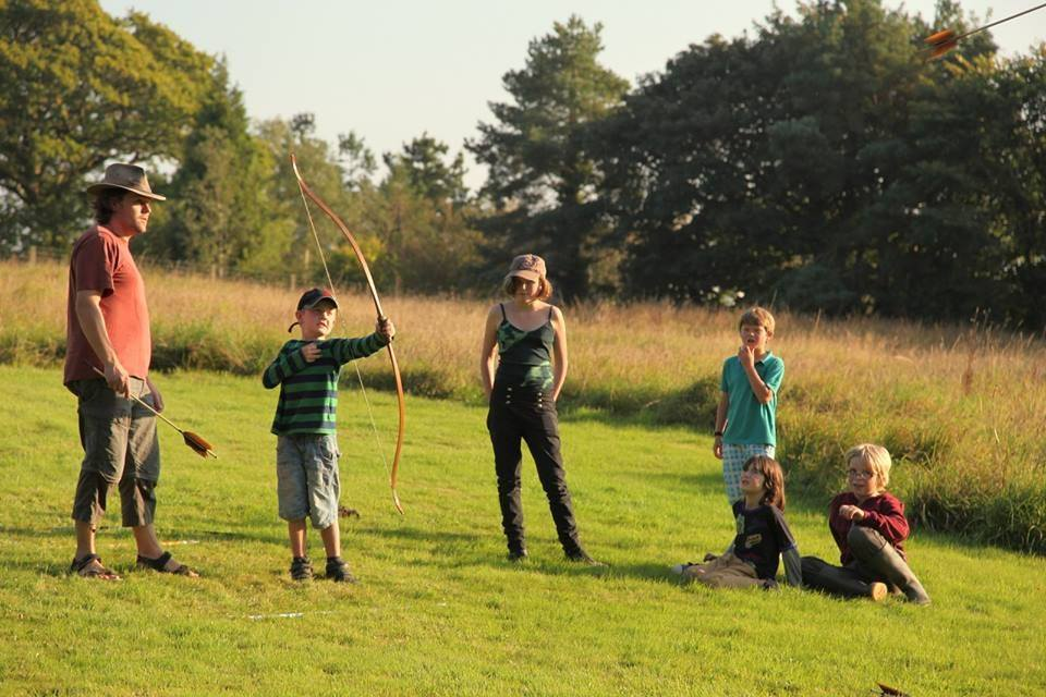 Life skills: archery