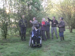 Dawn Chorus Walk - 17th April 2011 005