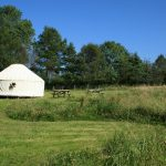 The Yurt at Denmark Farm Eco Campsite