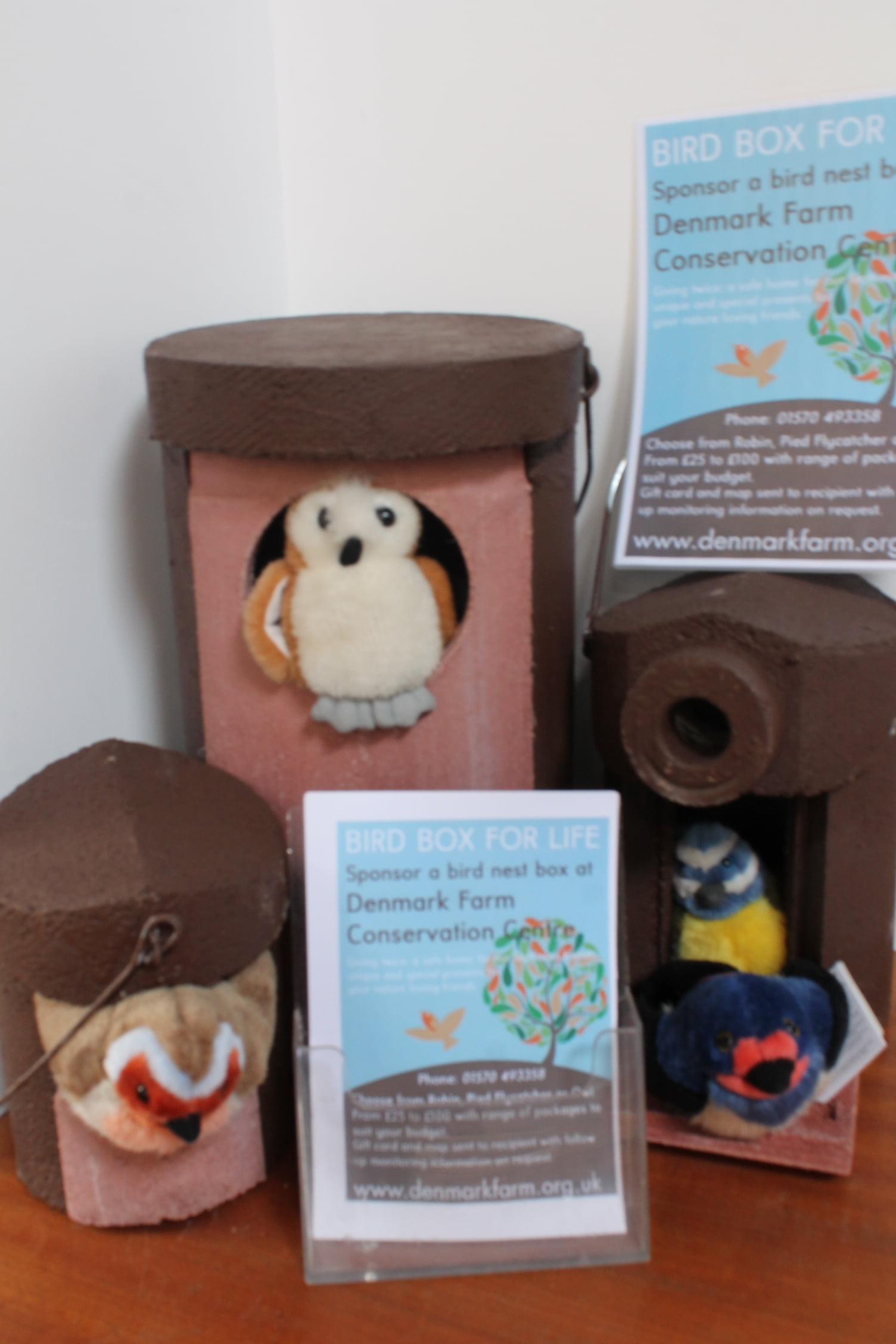 sponsor a nest box