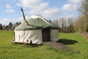 denmark farm glamping yurt