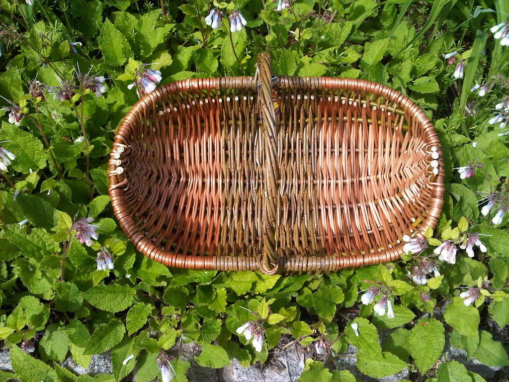 willow garden trug