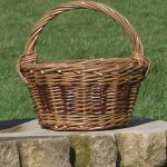 Willow Weaving - Posy Basket