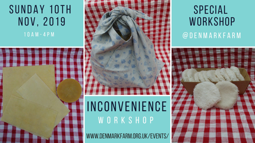 inconvenience workshop