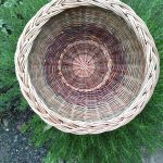 Willow Weaving - Bowl Basket