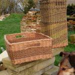 Exploration into Square Work- Make a Tool, Log or Storage Basket